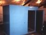 Batch Oven Installation