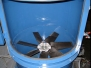 Spray Booth Exhaust Fan